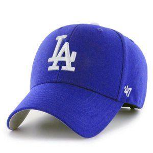 MLB LA Dodgers 47 MVP Adjustable Baseball Cap
